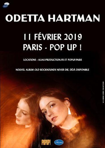Odetta Hartman // Paris - Pop Up