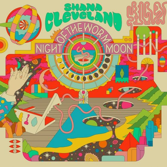 Shana Cleveland - Night of the Worm Moon