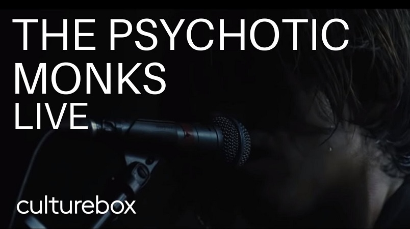 The Psychotic Monks - Live aux Trans Musicales 2018