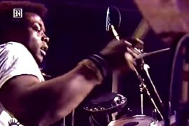 Andy Anderson - The Cure