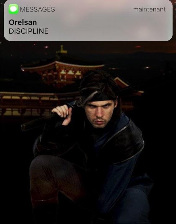 Orelsan - Discipline