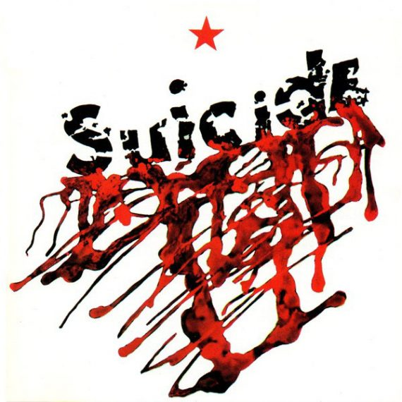 Suicide - Frankie Teardrop