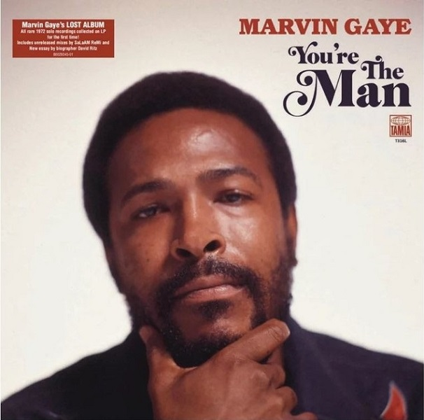 Marvin Gaye - You're The Man