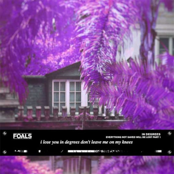 Foals - In Degrees (Purple Disco Machine remix)