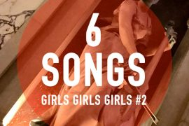 6 songs (Girls Girls Girls)