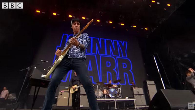 Johnny Marr - Bigmouth Strikes Again (Glastonbury 2019)