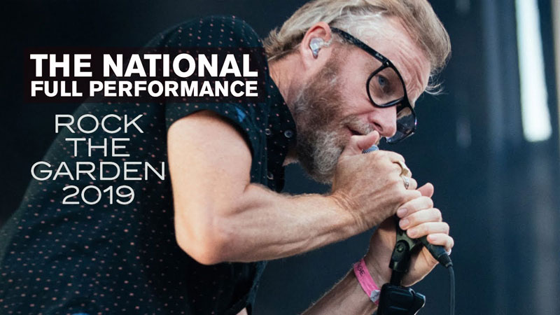 The National - Live at Rock the Garden 2019