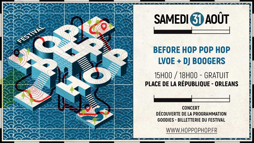 Before Hop Pop Hop 2019