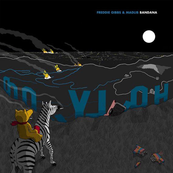 Freddie Gibbs & Madlib / Bandana
