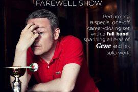 Martin Rossiter Farewell Show