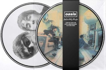 Oasis - Definitly Maybe
