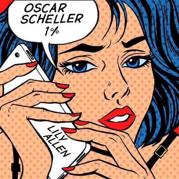 Oscar Scheller 1% (With Lily Allen)