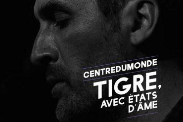 CENTREDUMONDE - Tigre, avec états d'âme