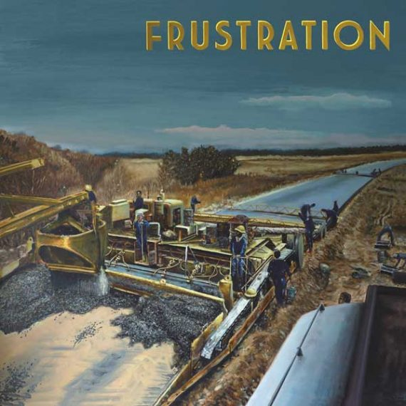 Frustration - So cold streams