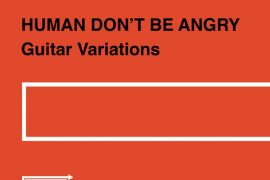 Malcolm Middleton - Human Don't Be Angry - Guitar Variations