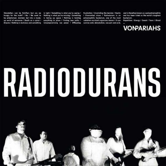 Von Pariahs - Radiodurans