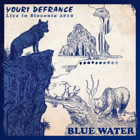 Youri Defrance - Blue Water