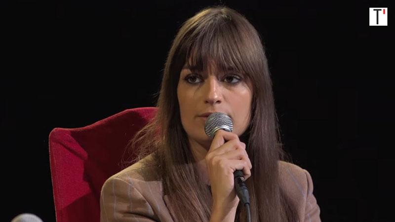 Clara Luciani Dialogue Télérama