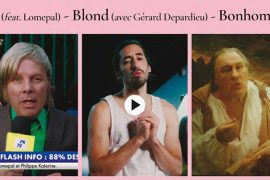 Philippe katerine - 88%, Blond et Bonhommes
