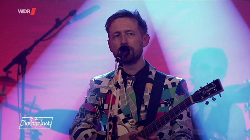 [Vidéo] - The Divine Comedy au Live Music Hall (Cologne)