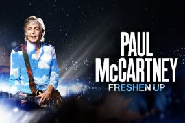 Paul McCartney Freshen Up France 2020