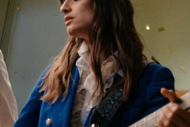 Clara Luciani par Nick Helderman