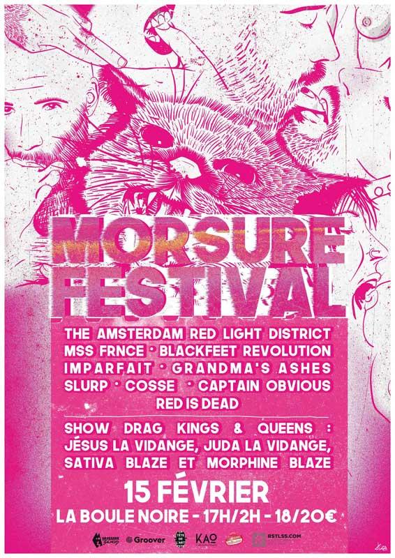 Morsure Festival 2020