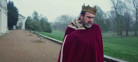 Liam Gallagher - Once (feat. Eric Cantona)