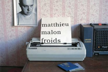 Matthieu Malon - Froids