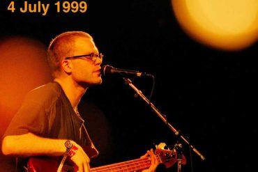 Spain Roskilde Festival 4 July 1999