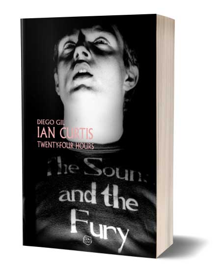 Diego Gil - Ian Curtis Twenty Four Hours