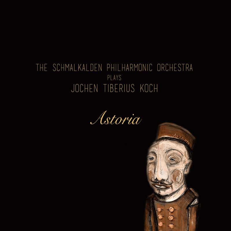 The Schmalkalden Philharmonic Orchestra plays Jochen Tiberius Koch - Astoria