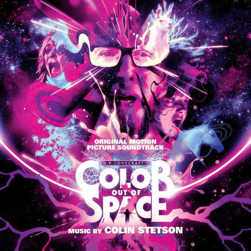 olin Stetson - Color Out of Space (Original Motion Picture Soundtrack)