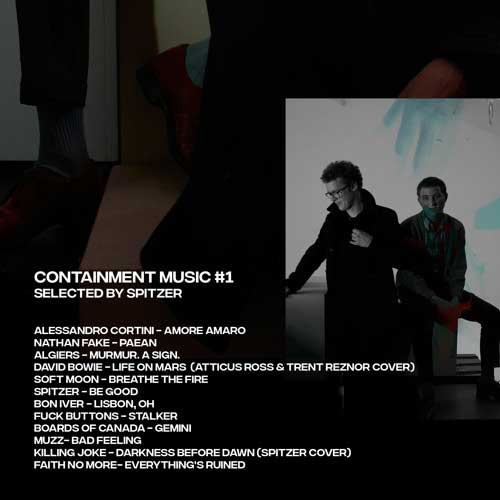 Containment Music #1 Spitzer