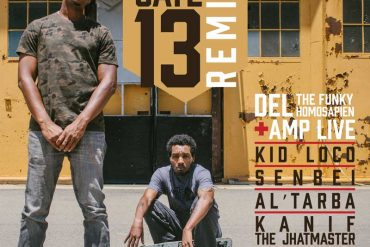 Del The Funky Homosapien & Amp Live - Gate 13 Remix