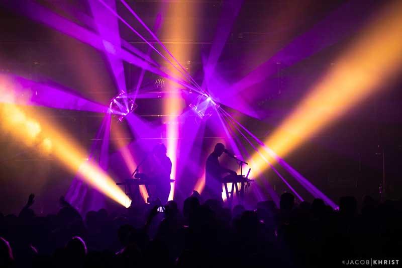 Scratch Massive live par Jakob Khrist