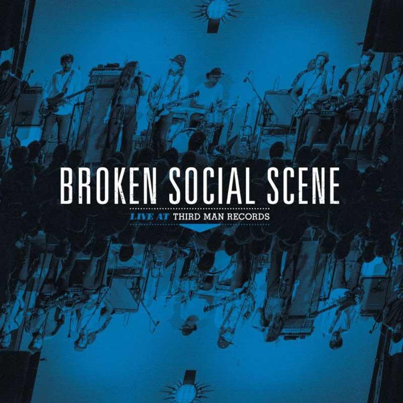 Broken Social Scene - Live At Third Man Records
