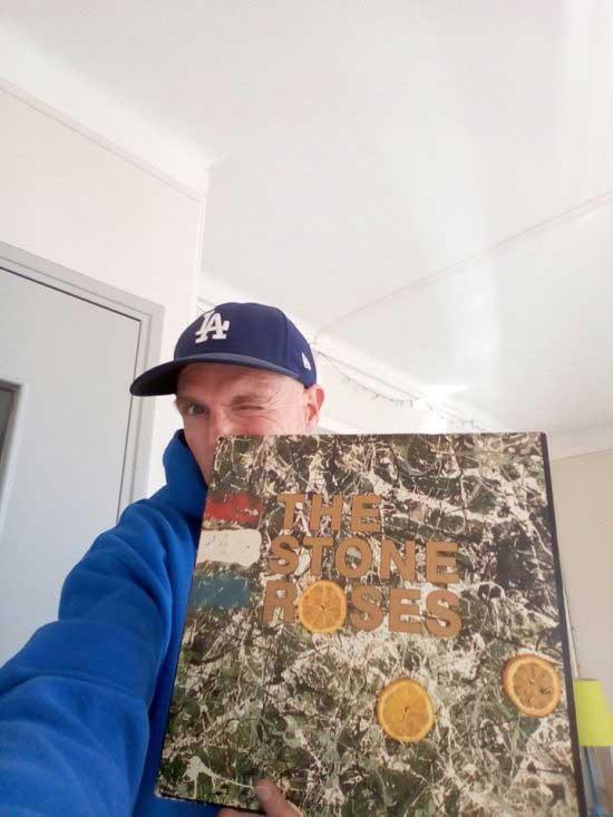DJ Seep - The Stones Roses