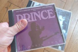 The Rockbridge Synthesizer Orchestra joue... Prince (ou il essaie)