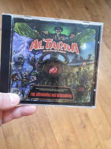 Al'Tarba - Rap, Ultraviolins and Beatmaking