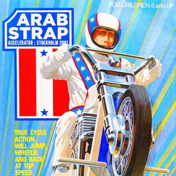 Arab Strap - Accelerator: Stockholm 2001