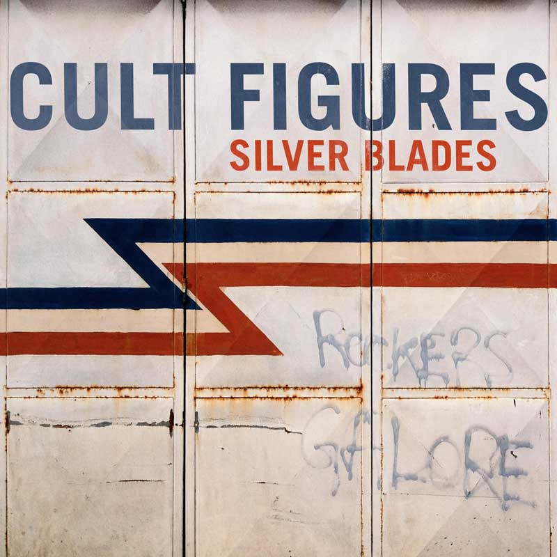Cult Figures - Silver Blades