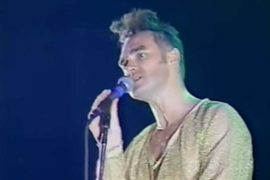 Morrissey - Live In Dallas (live at Dallas Starplex Amphitheatre, 17th June 1991)
