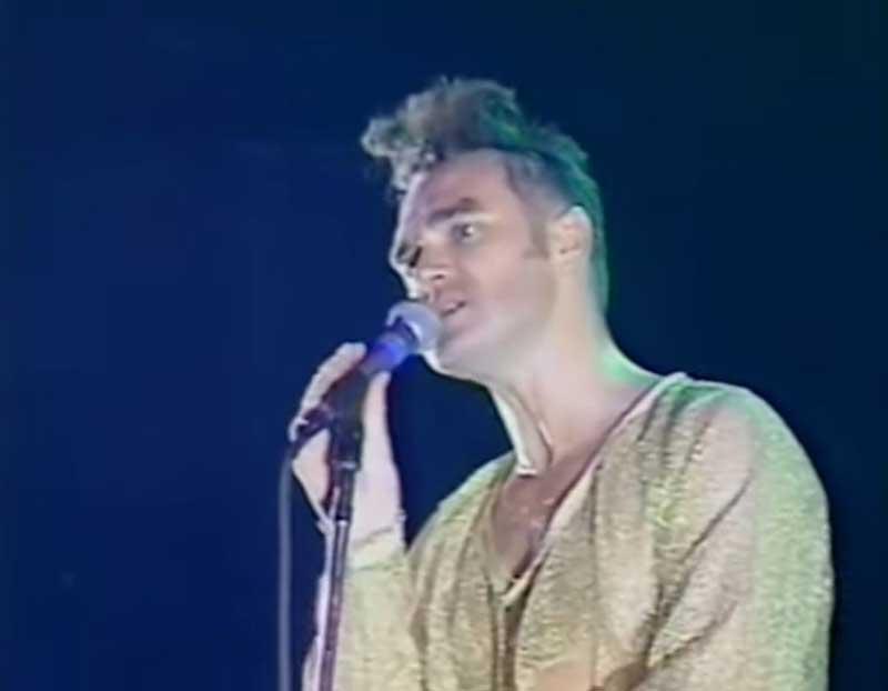 Morrissey - Live In Dallas (live at Dallas Starplex Amphitheatre, 17th June 1991)