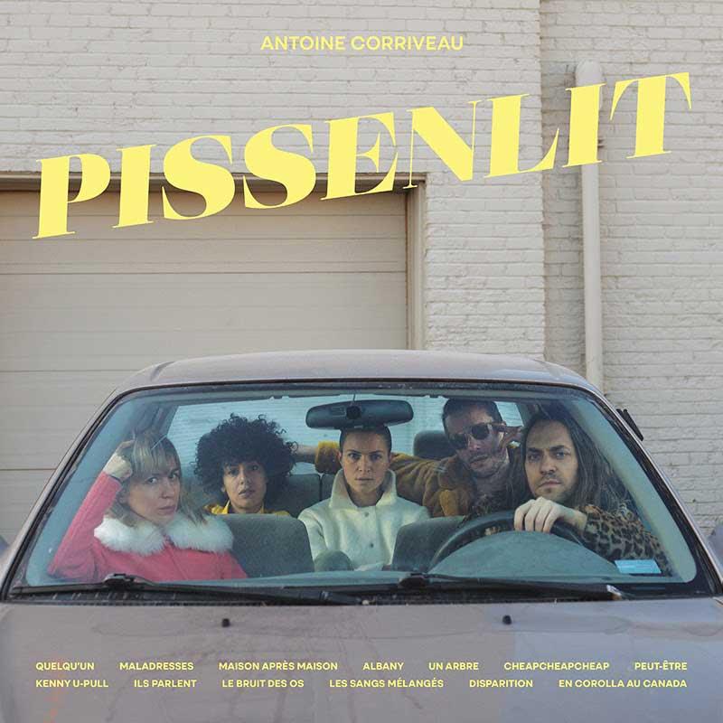 Antoine Corriveau - Pissenlit