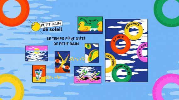 Petit Bain de Soleil 2020