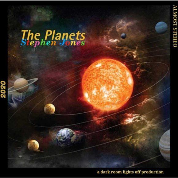 Stephen Jones - The Planets