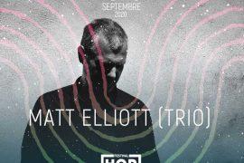 Hop Pop Hop 2020 : Matt Elliott - la Salle de l'Institut - 19 septembre