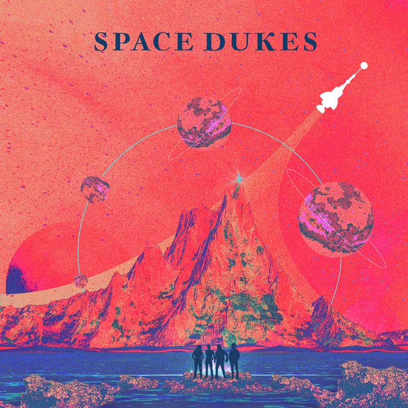 Space Dukes - Clear The Air