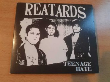 Reatards - Teenage Hate